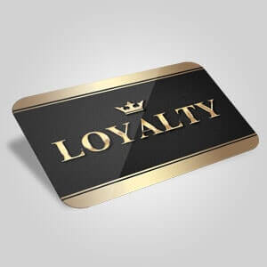 Loyalty Cards System